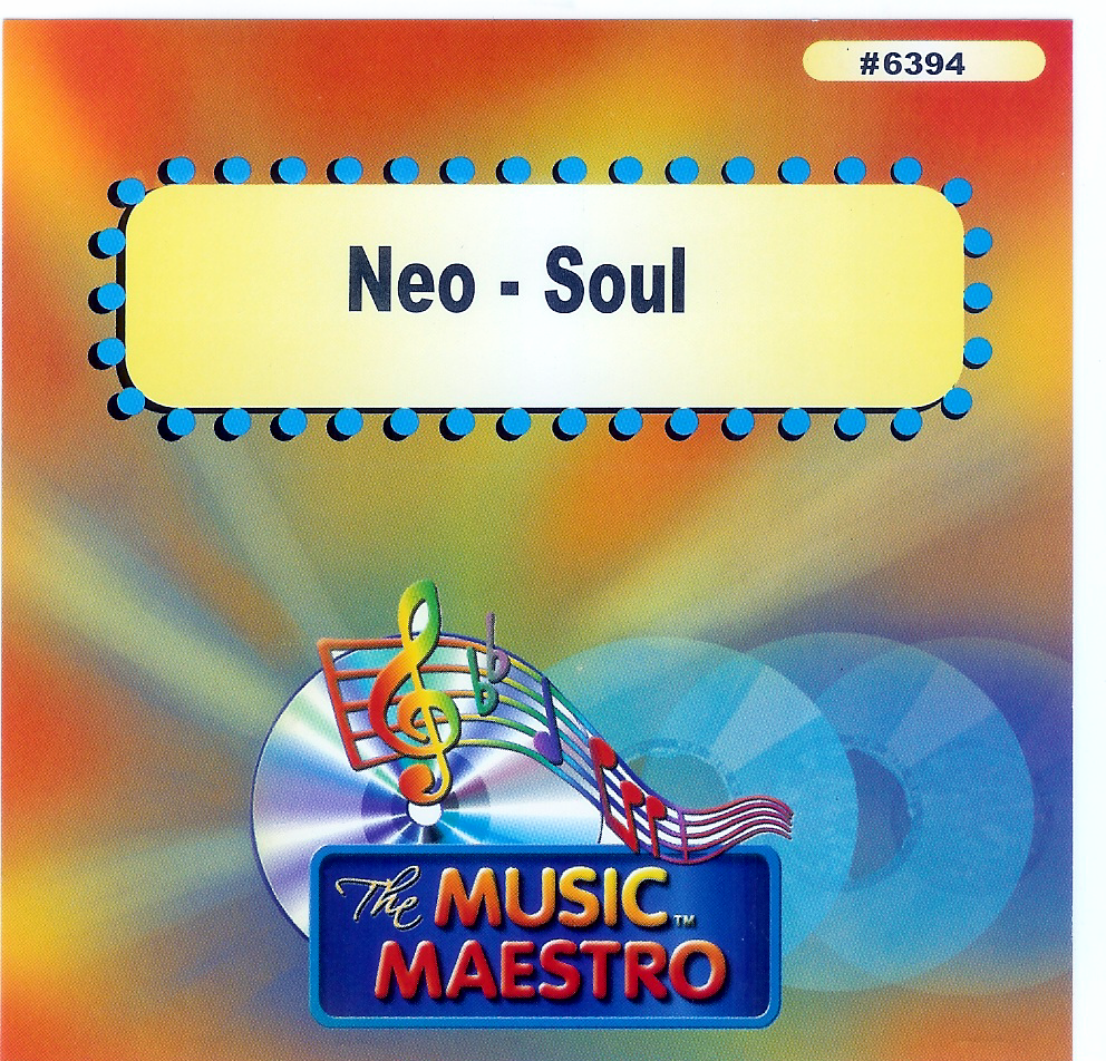 NEO SOUL   Music Maestro   MM6394