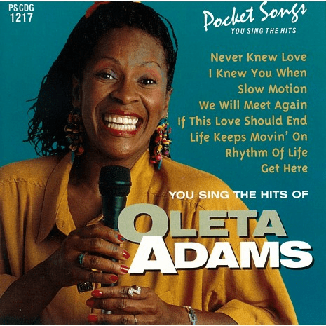 OLETA ADAMS       Pocket Songs     PS 1217