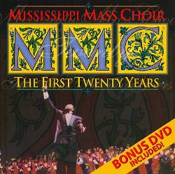 """<center><B><font color=""""red"""" font size=""""2"""">OUT OF STOCK</font></B></center> MISSISSIPPI MASS CHOIR THE FIRST TWENTY YEARS - Original CD"""
