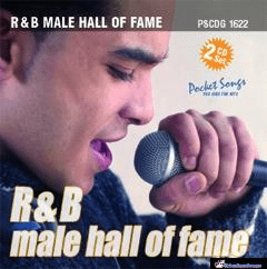 "<center><B><font color=""red"" font size=""2"">OUT OF STOCK</font></B></center> R&B MALE  HALL OF FAME  Pocket Songs  PSCDG 1622"