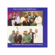 """<center><B><font color=""""red"""" font size=""""2"""">OUT OF STOCK</font></B></center> THE CANTON SPIRITUALS GREATEST HITS - Original CD"""