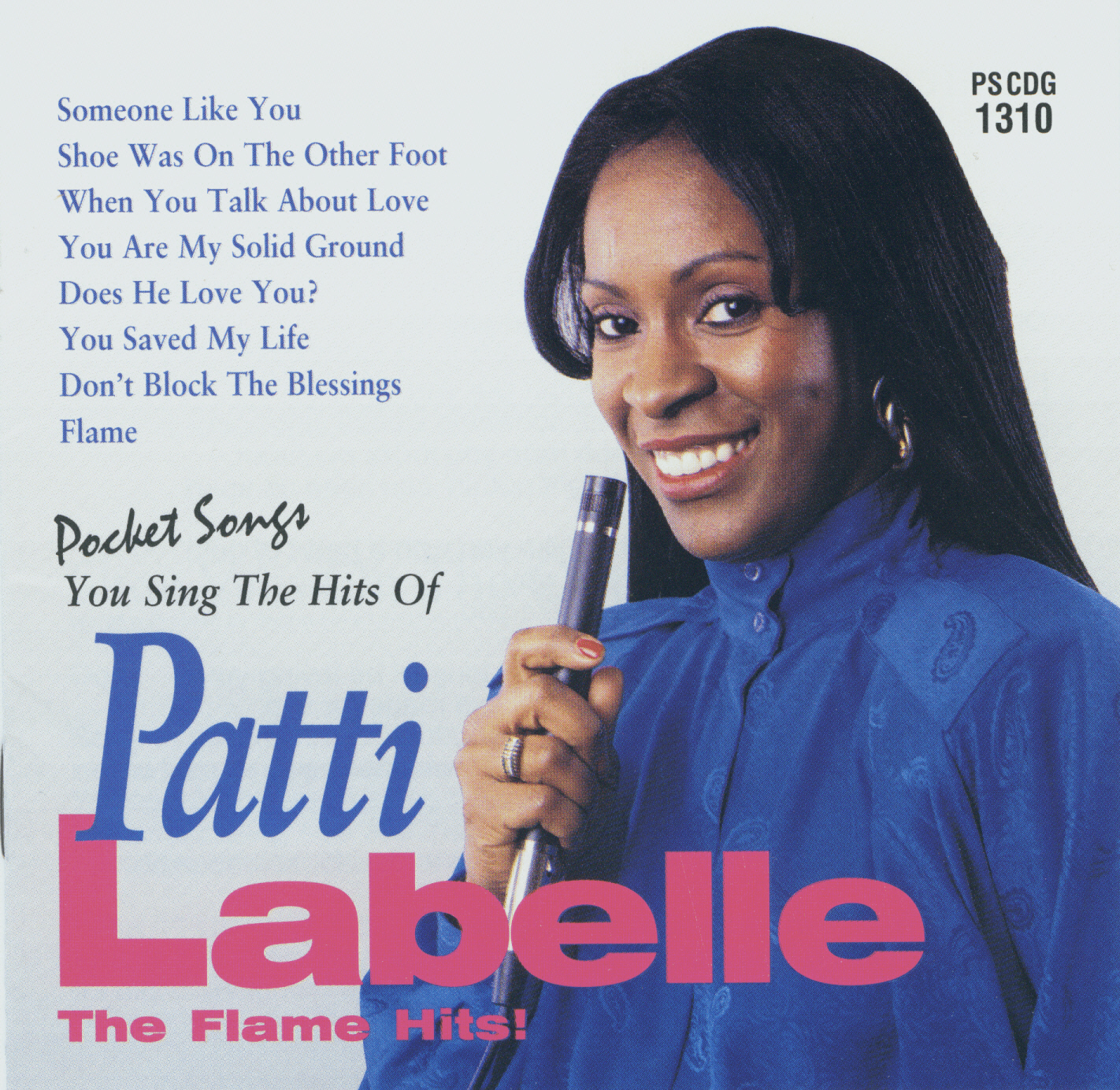 PATTI LABELLE              Pocket Songs        PS 1310
