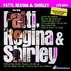 PATTI  LABELLE / REGINA & SHIRLEY          Pocket Songs        JTG009