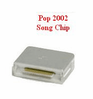 POP 2002 Song Chip      Magic Mic     147 Songs