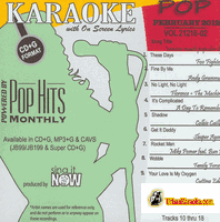 POP FEBUARY 2012              Chart Hits             1201P