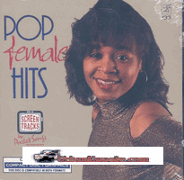 POP FEMALE HITS       Pocket Songs     PS133