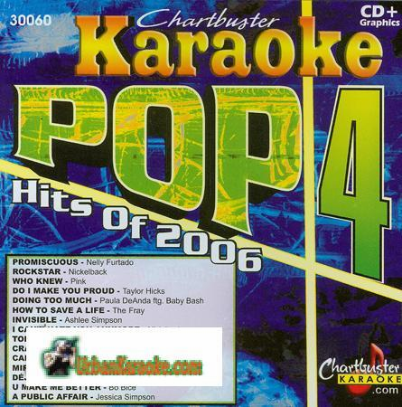 POP HITS 2006  POP 4   Chartbuster  CB 30060