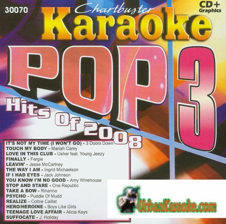 POP HITS 2008  POP 3       Chartbuster     CB30070