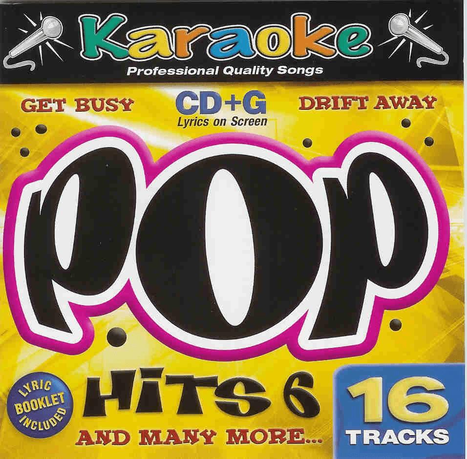 POP HITS 6     Karaoke Bay  33512