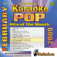 POP HITS FEBURARY 2009      Chartbuster    CB30089