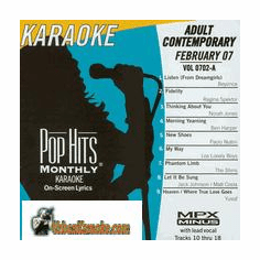 Pop Hits Monthly  ADULT CONTEMPORARY   FEBRUARY 07  vol 0702-A