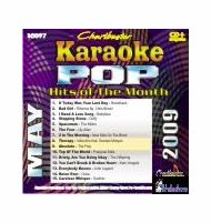 POP HITS OF THE MONTH  MAY 2009     Chartbuster    CB 30097