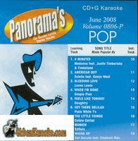 POP JUNE 2008  Vol. 0806-P   Panorama  THM-P0806