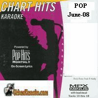 POP June 2008  Vol.20816-6    Chart Hits 0806-P