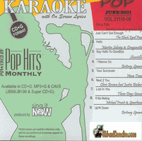 POP JUNE 2011    Chart Hits    CH1106P