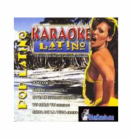 POP LATINO   Karaoke Latino   BCI ECLIPSE 40370-2