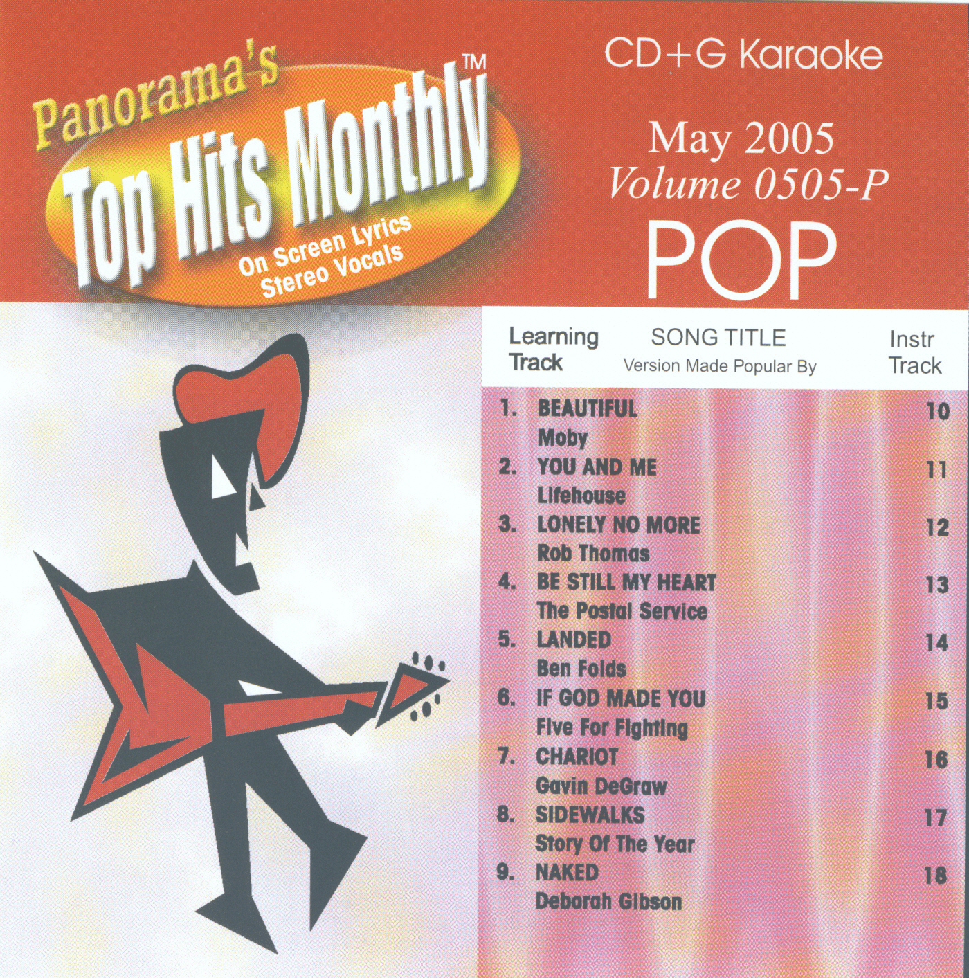 POP MAY 2005   Top Hits Monthly  THM  P0505