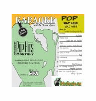 POP MAY 2010       Chart Hits      1005P