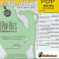POP MAY 2011   Charts Hits   CH1105P