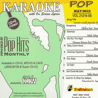 POP MAY 2012     Chart Hits    1205P