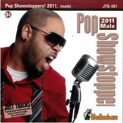 POP SHOWSTOPPERS  2011 MALE     Just Tracks   JTG401
