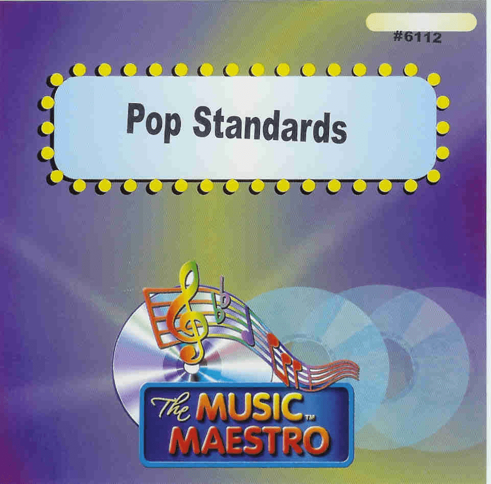POP STANDARDS     Music Maestro   MM 6112