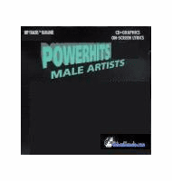 POWERHITS 2000 MALE ARTISTS     Hip Tracks     HTG 1004