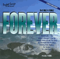 R&B MALE & FEMALE FOREVER         Pocket Songs      PS1406
