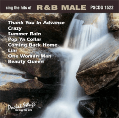 R&B MALE      Pocket Songs      PS1522