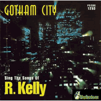 R. KELLY GOTHAM CITY  Pocket Songs  PSCDG 1253