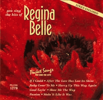 REGINA BELLE      Pocket Songs     PS1279