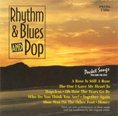 RHYTHM & BLUES AND POP      Pocket Songs PSCDG 1306