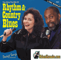 RHYTHM & COUNTRY BLUES  Pocket Songs  PSCD1102