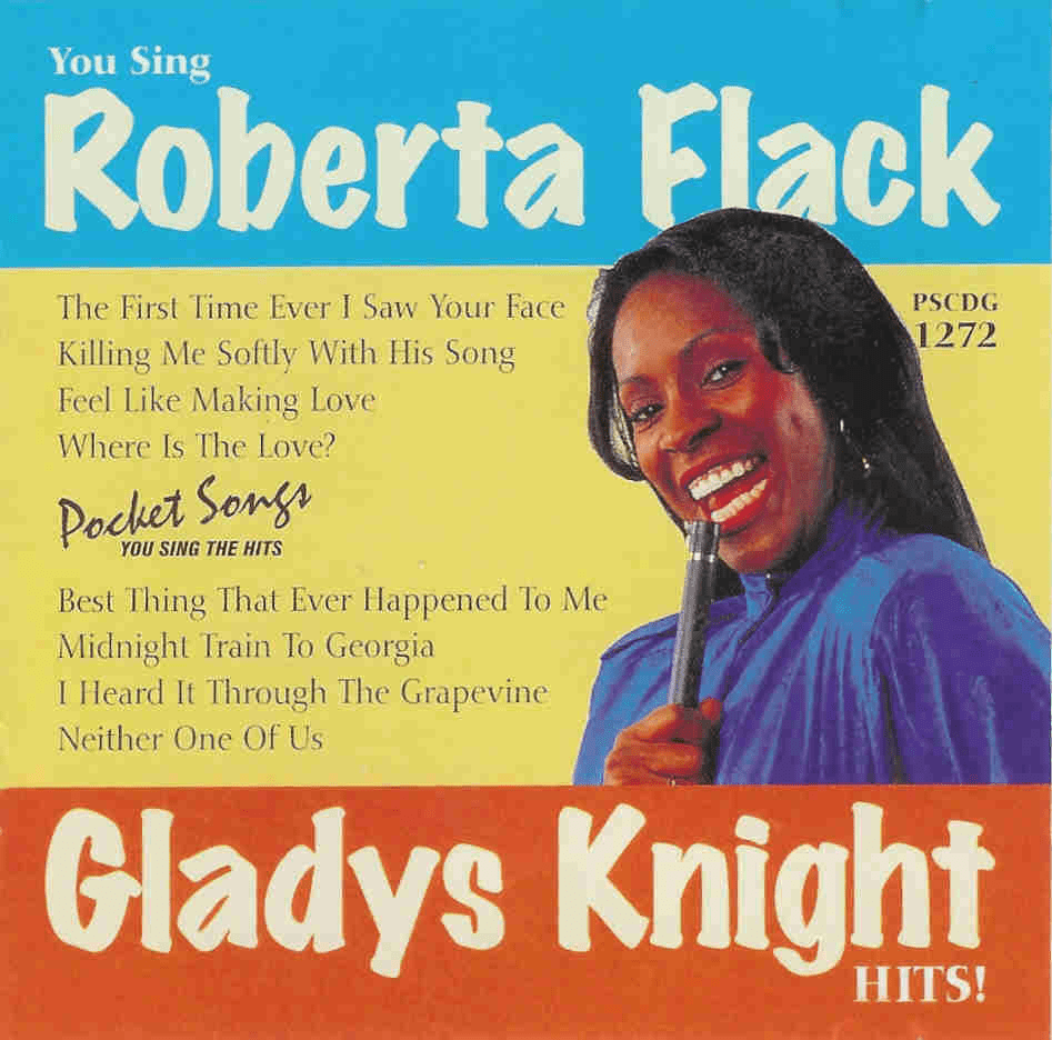 ROBERTA FLACK & GLADYS KNIGHT       Just Tracks     JTG 1272