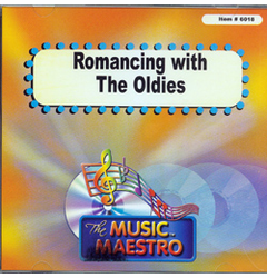 ROMANCING WITH THE OLDIES   Music Maestro  MM 6018