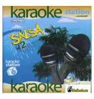 SALSA Vol. 2    Karaoke Station   KS 41