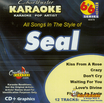 SEAL     Chartbuster 6+6   CB40478