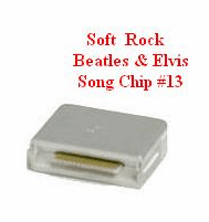 SOFT ROCK/ BEATLES/ ELVIS Song Chip #13        Magic Mic      124 Songs
