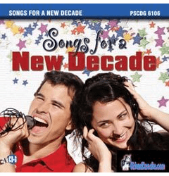SONGS FOR A NEW DECADE         Pocket Songs      PS6106