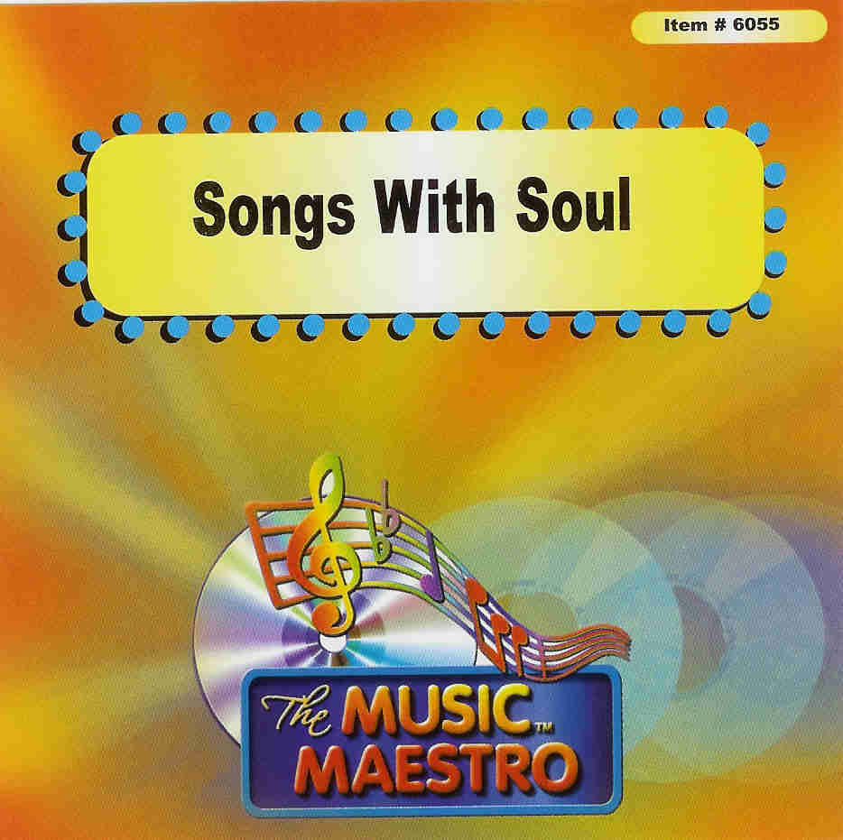 SONGS WITH SOUL   Music Maestro   MM 6055