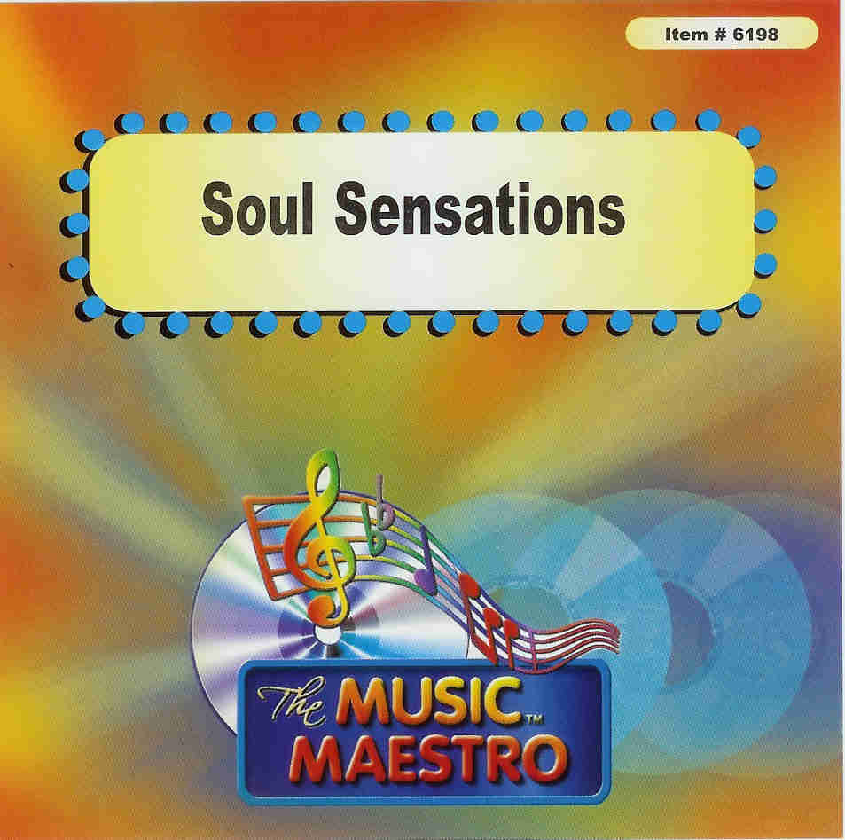 SOUL SENSATIONS     Music Maestro   MM 6198