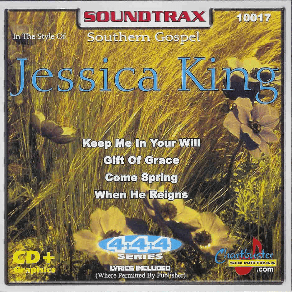 SOUTHERN GOSPEL JESSICA KING 10017