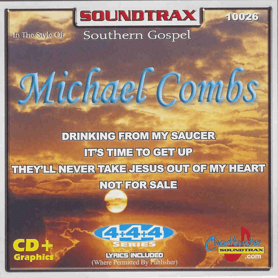 SOUTHERN GOSPEL MICHAEL COMBS 10026
