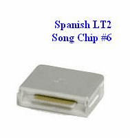 SPANISH LT2 Song Chip #6         Magic Mic        170 Songs