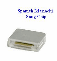 SPANISH MARIACHI  Song Chip  Magic Mic  150 songs
