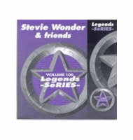 STEVIE WONDER  F.JACKSON &  T.PENDERGRASS  Legends Series  LG 100