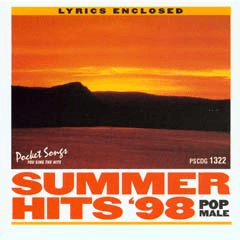 SUMMER HITS' 98 POP MALE    Pocket Songs   PS1322