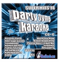 SUPER HITS 14            Party Tyme Karaoke        SYB1104