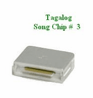 TAGALOG PHILIPPINO Song Chip #3      Magic Mic     963 Songs
