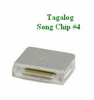 TAGALOG PHILIPPINO Song Chip #4        Magic Mic     878 Songs